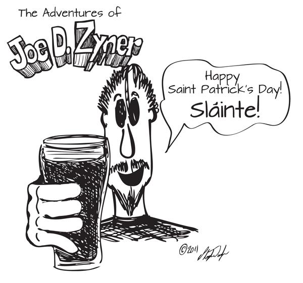 3-17-11 Happy St. Patty's Day