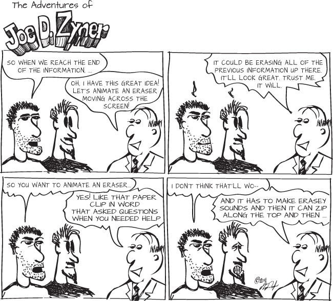 management idea eraser meeting art director design comic running